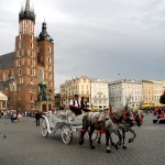 Cracovia - Piazza del Mercato