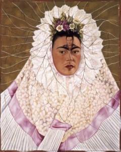 Frida Kahlo logo Genova
