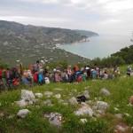 27.04.2015 da Monte Saraceno a Mattinata