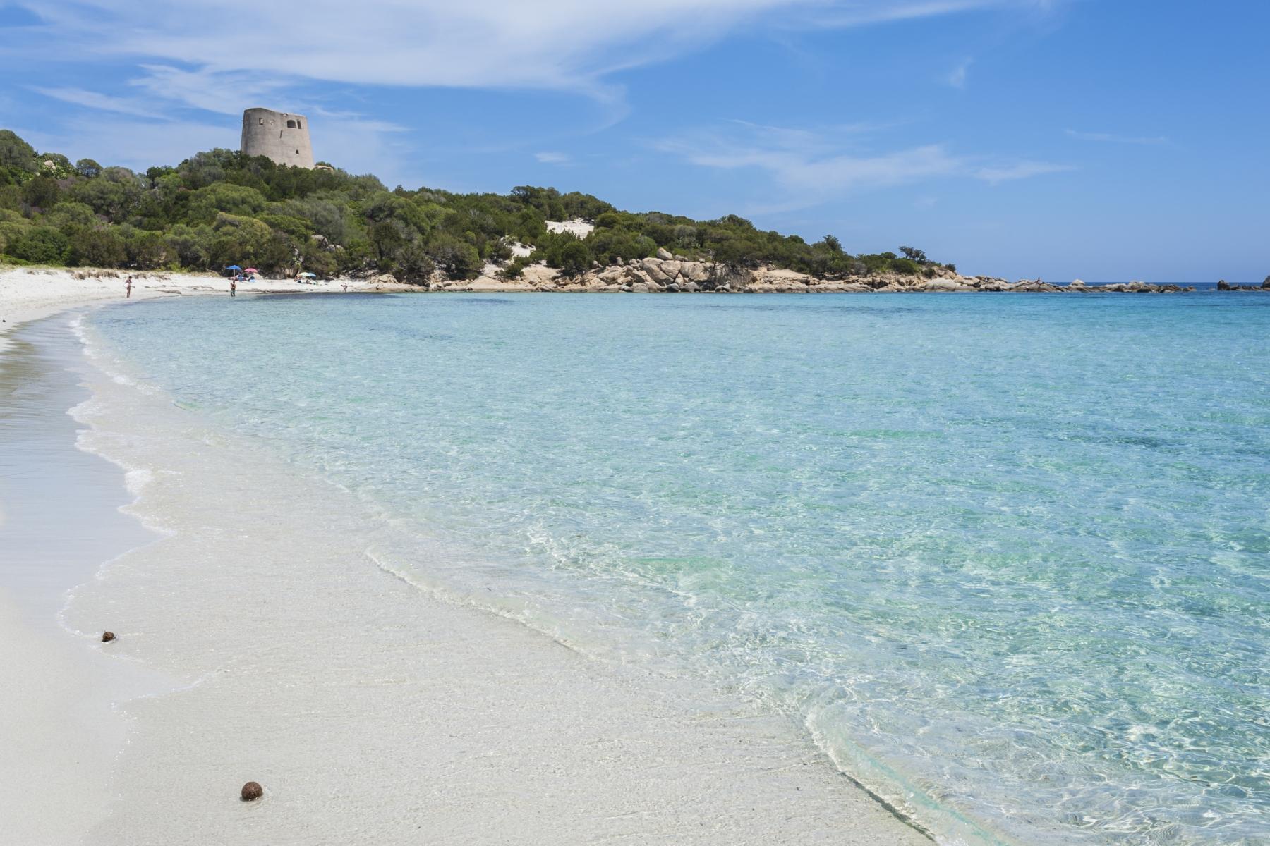 Soggiorni al Mare in SARDEGNA al MARINA REY BEACH RESORT ****